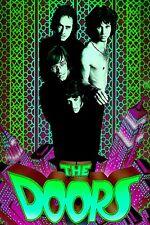 "The Doors Poster Art ""Break On Through"" 20x30 Print Reproduction Jim Morrison"