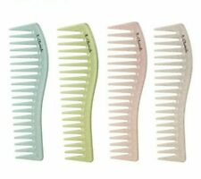 Wide Teeth Curly Hair Styling Comb Hairdressing Tools Detangling Plastic Brushes