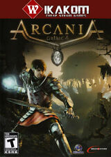 Arcania  Steam Digital NO DISC/BOX **Fast Delivery!**