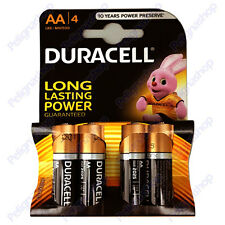 16 Batterie Duracell Stilo pile AA 4 LR6 MN1500 1,5 alcaline Long Lasting Power