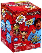 Pocket Watch Ryan's World Snap-n-Play Character Construction Kit Mystery Pack