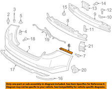KIA OEM 14-16 Optima Rear Bumper-Side Retainer Bracket Left 866132T501