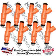 Rebuilt Genuine Upgrade Bosch 4 Hole Fuel Injector Set 0280158001 2004-2009 5.4L