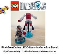 Original LEGO Dimensions: DC Comics Cyborg Fun Pack 71210 - Premium UK Seller -