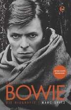 David Bowie - Die Biografie von Marc Spitz (2016, Taschenbuch)
