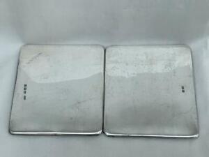 Unusual Silver Magic Wallet By Horton & Allday Hallmarked For Birmingham 1918
