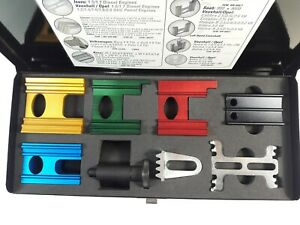 KAMASA Set of 8 Timing Tools for VW Audi Opel SAAB Fiat Rover Peugeot Citroen