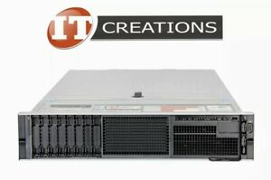 DELL EMC R740 8 X 2.5 INCH SERVER SILVER 6140 18C 2.3GHZ 128GB 2 X 600GB 10K 12G