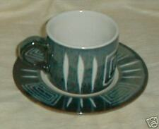 MIKASA FIRESONG POTTERS CRAFT HP300 CUP AND SAUCER
