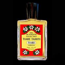 EAU DE TOILETTE MONOI TIKI TAHITI 30 ML PARFUM FLEURS TIARE TAHITI (SANS SPRAY)