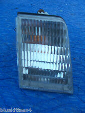 1988 1990 CONTINENTAL RIGHT PARKING MARKER LIGHT OEM USED LINCOLN 1989 1991 1992