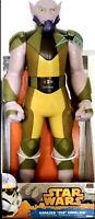 Star Wars Rebels 19' Zeb Figure New Disney Garazeb Orrelios Big Figure NEW