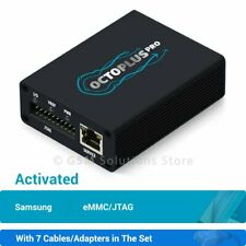 Octoplus Pro Box with 7 in 1 Cable/Adapter Set (Activated for Sams + eMmc/Jtag)