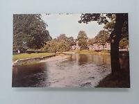 Vintage Postcard - The River Kent, Kendal (192)