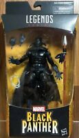 "Hasbro Marvel Legends Exclusive Black Panther 6"" Action Figure"