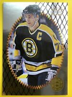 1996-97 Pinnacle Summit Metal #141 Ray Bourque Boston Bruins Parallel