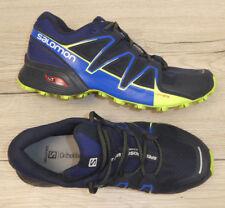 Salomon !! Damen Laufschuhe / Sneaker / TrekkingSchuhe Gr. 40 // UK 6,5 // blau