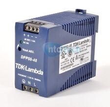 TDK Lambda DPP50-48 AC/DC Power Supply 115/230VAC to 48VDC 1.0A