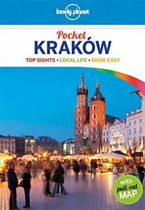 Lonely Planet Pocket Krakow (Travel Guide) by Baker, Mark Book The Cheap Fast