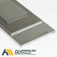 Aluminiumblech AlMg3 diverse Zuschnitte Streifen Alublech Aluplatte Alu Blende