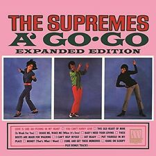 The Supremes - The Supremes A Go-Go (Expanded Edition) [New CD] Expanded Version