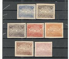 Honduras stamps Paz- Union- Libertad 1920