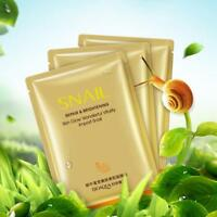 Snail Prime Facial Mask Sheets Hydration Face Mask Pack Skin Care Lots