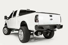 Fab Fours Vengeance Series Rear Bumpers For 11-16 Ford F-250/350 Super Duty