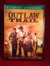 Outlaw Trail - The Treasure Of Butch Cassidy (DVD, 2007) BRAND NEW, SEALED.