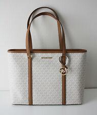 Michael Kors Bag Shopper Sady LG Mf Tz Tote Bag Vanilla Acorn