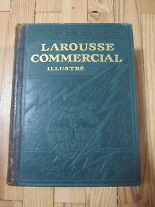 Larousse Commercial Illustré - 1930 - Bon état
