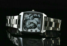 Marilyn Monroe Fashion Steel Watch Wrist Quartz Woman Man Lady GDML