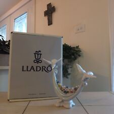 Lladro Petals Of Peace # 6579 1998 Premiere Issue New In Box Mint Fast Shipping!