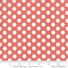 MODA Fabric ~ FARMER'S DAUGHTER ~ Lella Boutique (5055 17) Pink - by 1/2 yard