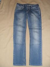 Dotti size 7 womens blue denim jeans in VGC
