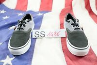 Vans Era EUR 35 US 4 UK 3 NERO BASSE (Cod.SS1486 ) usato basso donna SNEAKERS