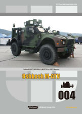 Wolfpack WPB1004, Oshkosh M-ATV - M1240A1 & M1277A1 in USFK Service - BOOK