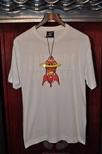 BBC Billionaire Boys Club Logo White T Shirt L Large