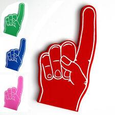 Big Foam Hand Finger Large Printed Palm Details