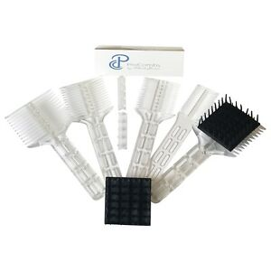 COMB MEASURING SYSTEM TO ACHIEVE THE PERFECT HAIRCUT