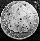 8 Reales 1803 Spanish-Phil coin
