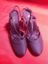 Nina Purple Heels 6 - Never Wear