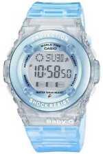 Relojes de pulsera Casio de goma para mujer