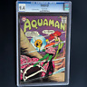 AQUAMAN #19 (DC 1965) 💥 CGC 9.4 ~ ONLY 2 HIGHER! 💥 MERA COVER by NICK CARDY!