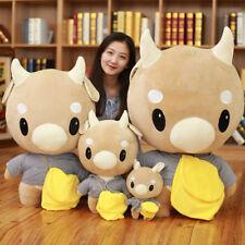 Korean TV Why Secretary Kim Hard Work Cow Soft Plush Toy Stuffed Doll Kid's Gift