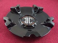 2 Crave Wheels Gloss Black Custom Wheel Center Cap # MCN18-3102001 (1)