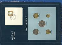 PORTUGAL PORTUGUESE KM740 2006 unc-uncirculated mint euro cent coin
