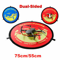 55/75cm Dual-Sided Drone Apron Parking Pad For DJI Mavic Mini Air 2 Pro Spark