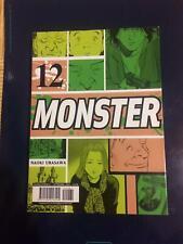 MONSTER 12 (Naoki Urasawa) 1° edizione - Planet Manga