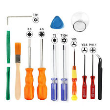 14 X Screwdriver Repair Tool Kit for Switch Nintendo New 3DS and Wii/NES/SNES/D